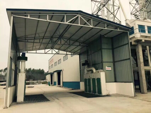 Yearmega Animal Feed Production Line|Cattle Feed Plant